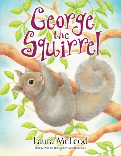 George The Squirrel